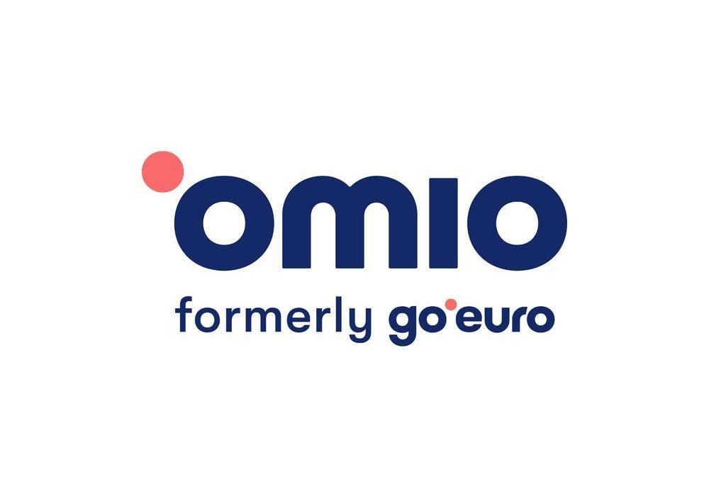 Omio logo pagina promozioni