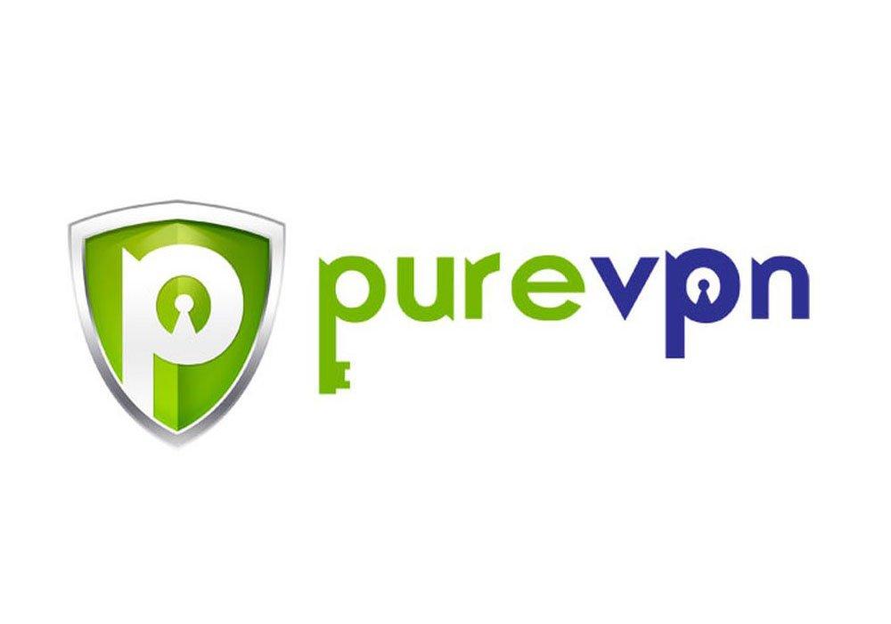 Pure VPN logo pagina promozioni
