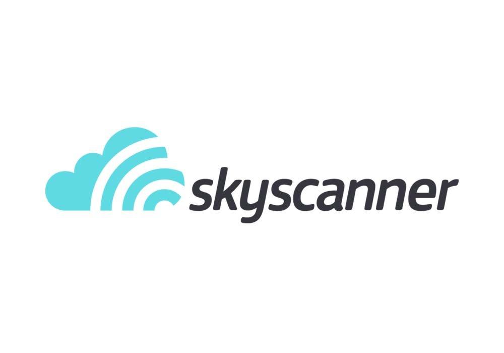 Skyscanner logo pagina promozioni