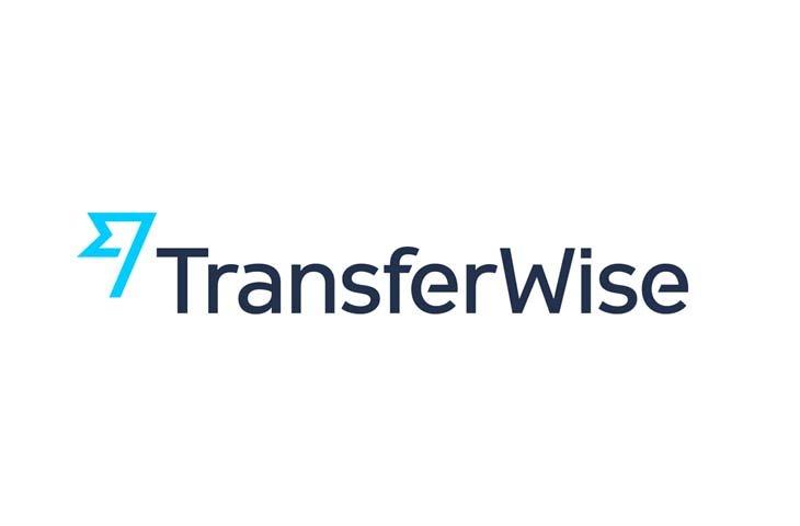 TransferWise logo pagina promozioni