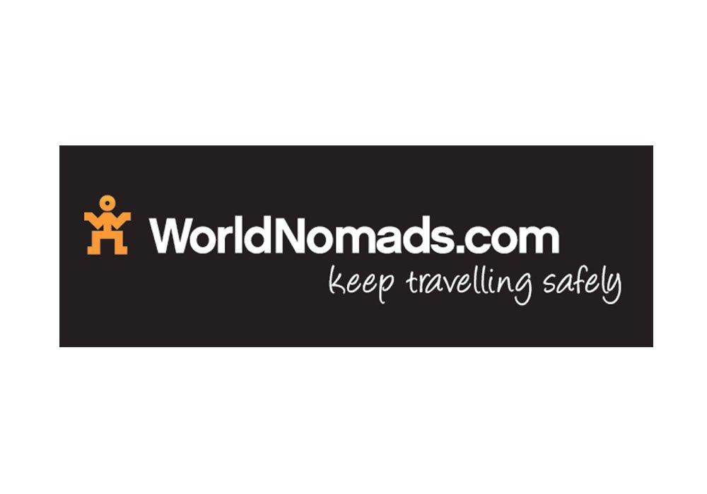 World Nomads logo pagina promozioni
