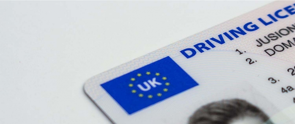 Using your foreign driving license in the UK