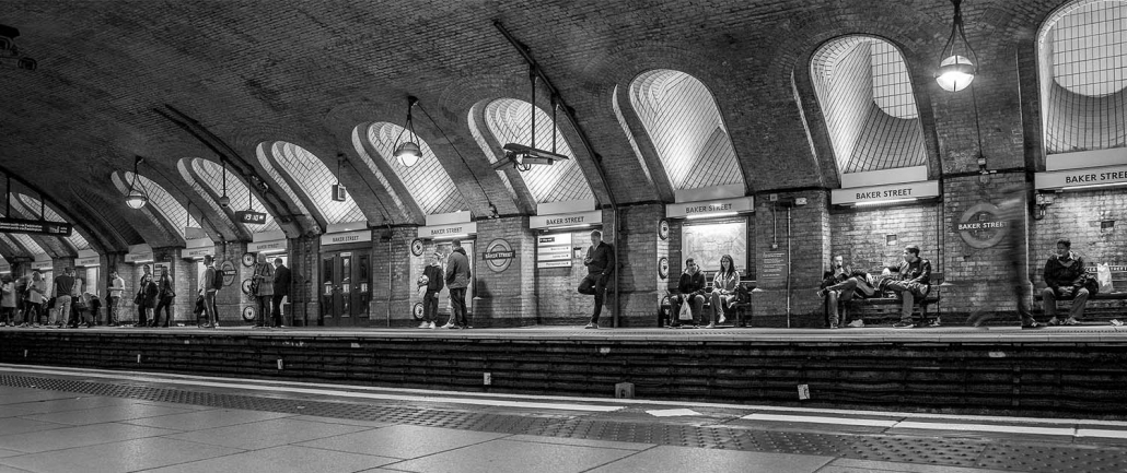 Transports in London: the London tube