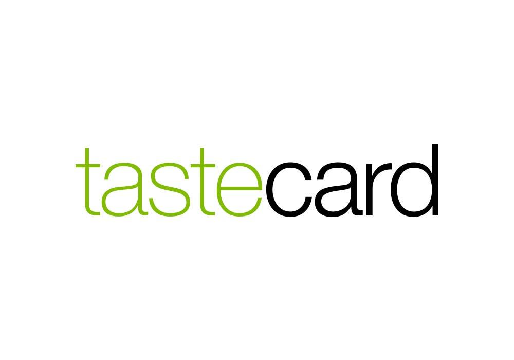 Taste card logo pagina promozioni