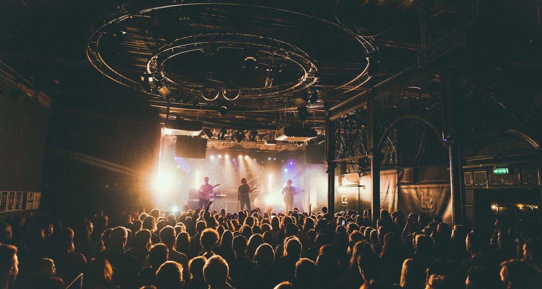 Brighton Concorde 2 concert hall