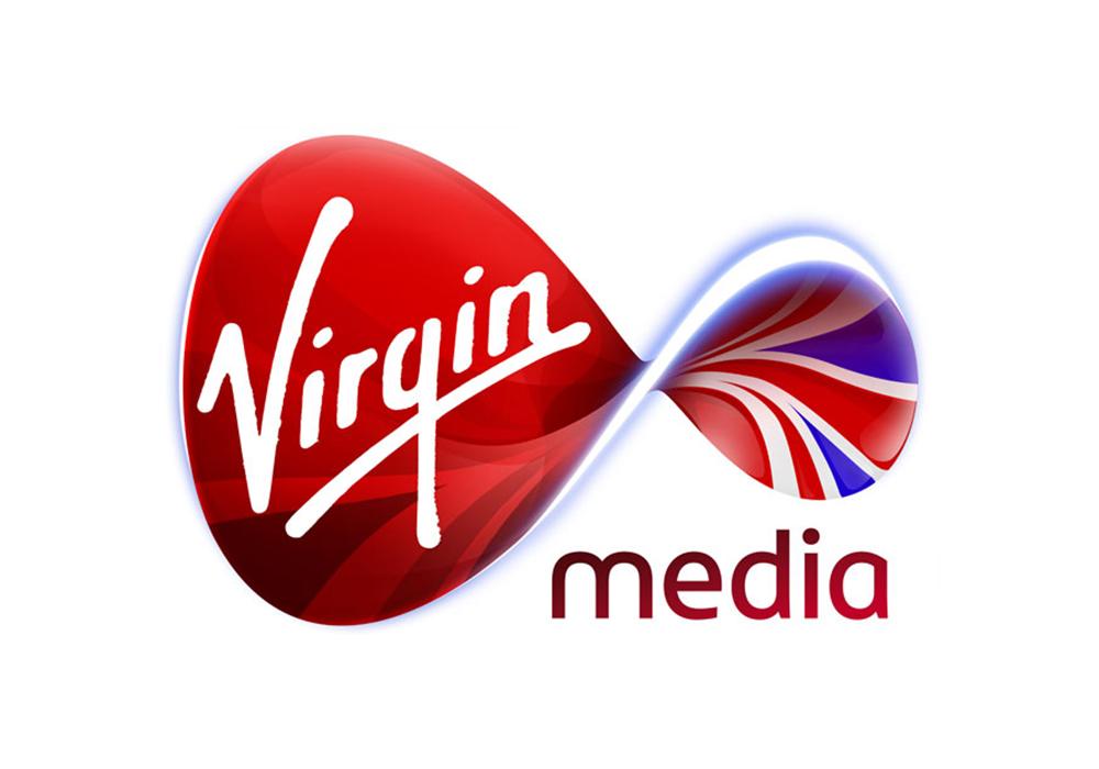 Virgin media logo pagina promozioni