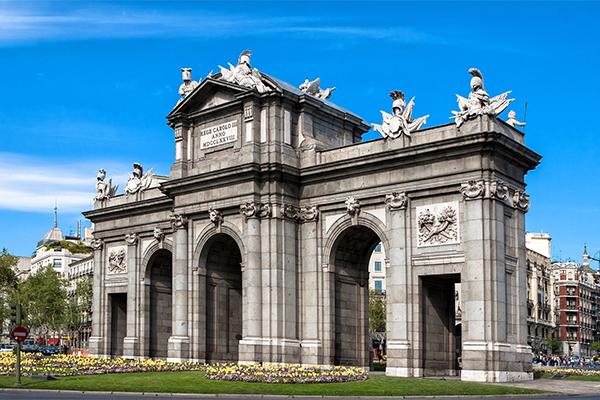 Londra Madrid - Viaggia con Omio
