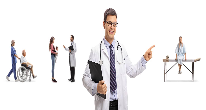 Servizi offerti dal Dottore in UK